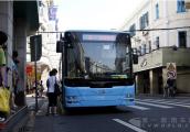厦门今年计划投放280辆新能源公交