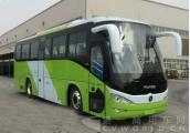 福田陆续交付1272辆新能源客车