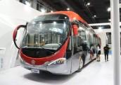 混动大巴成广州车展亮点 新能源客车路线要转向