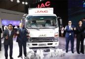 前瞻布局 江淮全能卡车战略引领未来轻卡方向