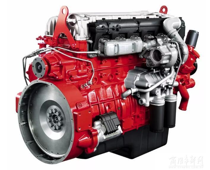 华菱又一款国六柴油发动机成功点火