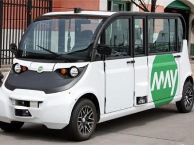 无人巴士在美国逐步推开 公交司机担忧饭碗