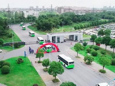 搭载潍柴天然气动力 亚星公交车交付乌兹别克斯坦
