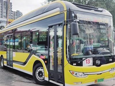 冰城清洁能源公交占比95.7% 主城区覆盖纯电公交过半