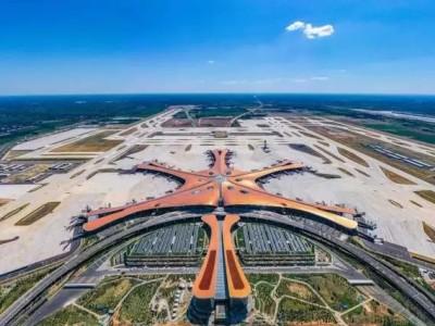 凤凰展翅,上柴产品助力北京大兴国际机场相关项目建设