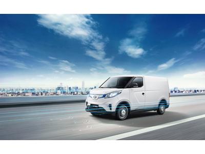 上汽MAXUS EV30长轴版车型上市