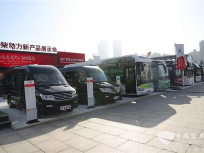 """盘点 销量和市占双增长 2019年潍柴客车动力""""风景独好"""""""