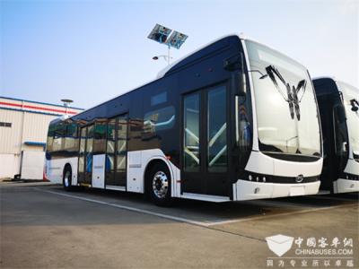 中国的骄傲!比亚迪纯电动大客车销量全球第一