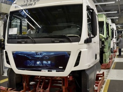 新冠来袭 欧洲卡车工业受重创 七大品牌相继宣布停工或减产