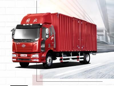 快递市场迎机遇 解放2020款 J6L 4×2载货舒适可靠安全