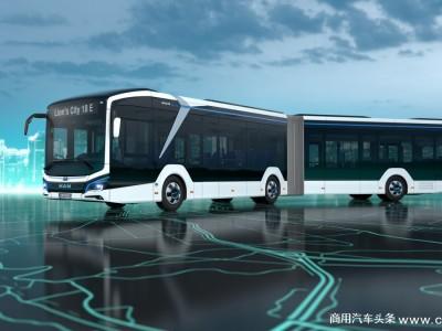 城市出行的优雅法——曼恩Lion's City 18E巴士即将进行实测并投入运营
