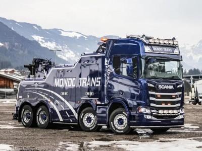 安普投资170万欧元建造新的重型清障车生产基地