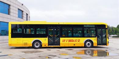 在孔孟之乡,中通这批车又双叒叕赢得用户点赞