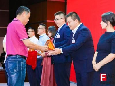 菲亚特动力科技荣获2019中国农业机械年度TOP50+优秀配套件供应商奖
