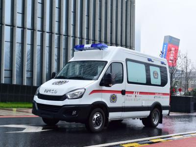 依维柯欧胜医疗救护车为医疗救援事业助力
