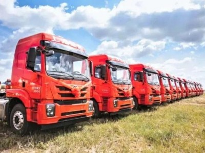 携手进步,FPT Cursor 9发动机助力物流运输高效发展