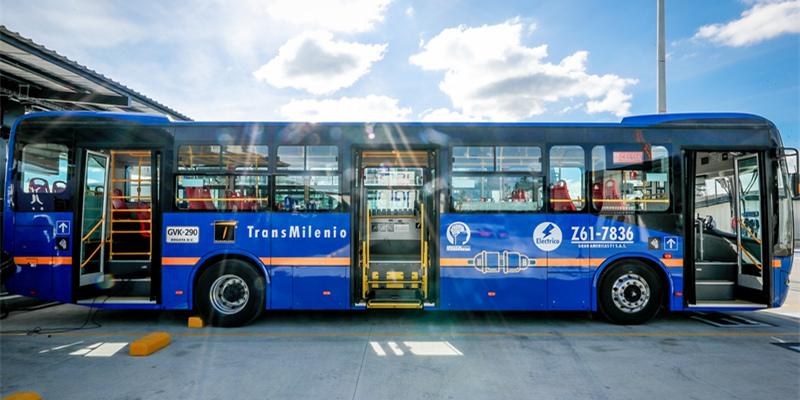 乘胜追击 比亚迪再获406台哥伦比亚电动巴士订单