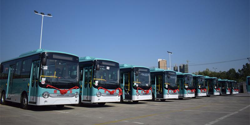 绿色为底 智慧蝶变!盘点安凯客车2020年高质量发展关键词