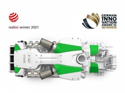 曼恩发动机推出船舶混合动力系统,一举获得双料国际冠军