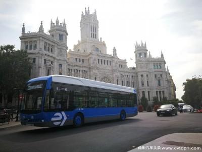 三次折桂!比亚迪再获西班牙回头客纯电动巴士订单