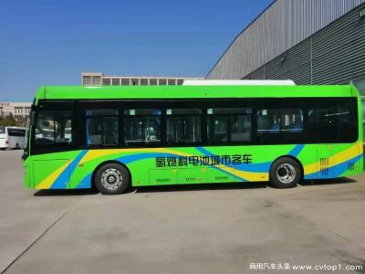"""助推""""双碳""""愿景,安凯氢燃料电池客车单车运营里程突破10万公里!"""