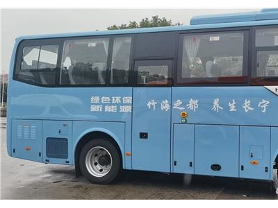 乡村振兴+全域旅运 苏州金龙提速长宁城乡公交一体化进程