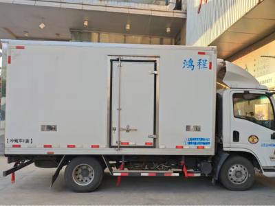 """""""买潍柴国六""""上海冷藏用户为何这么说"""