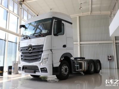 奔驰卡车独立上市 将迎更多中国投资者