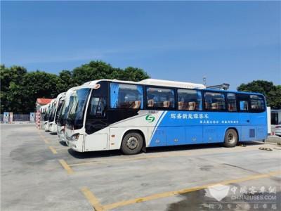 携手走过十一载 苏州金龙助力东莞辉盛旅游客运成功转型