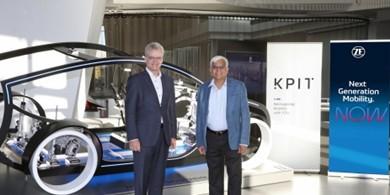 采埃孚与KPIT合作开发行业领先的中间件解决方案